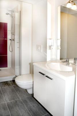 Salle de bain - Maison d'hôtes à Bar-le-Duc