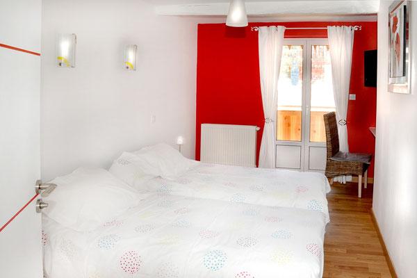 Le sandre rouge - Chambre d'hôtes Meuse