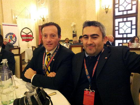 Rosoli Enzo, Cocca Luigi Angelo
