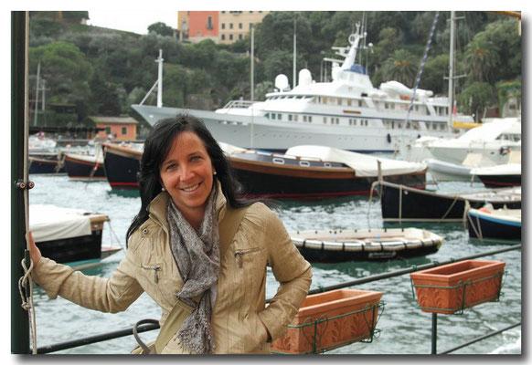 Patrizia a Portofino