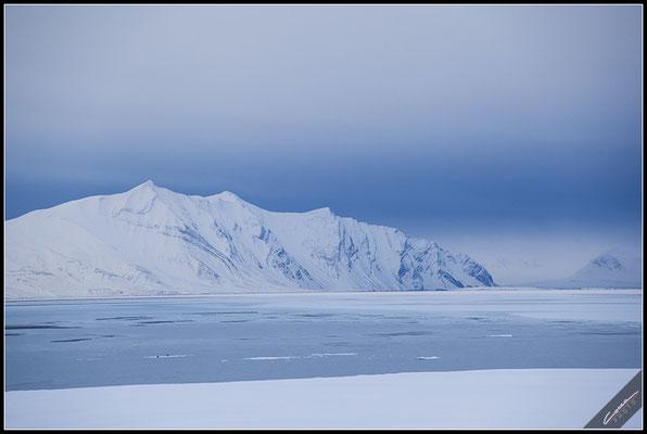 Svalbard Island