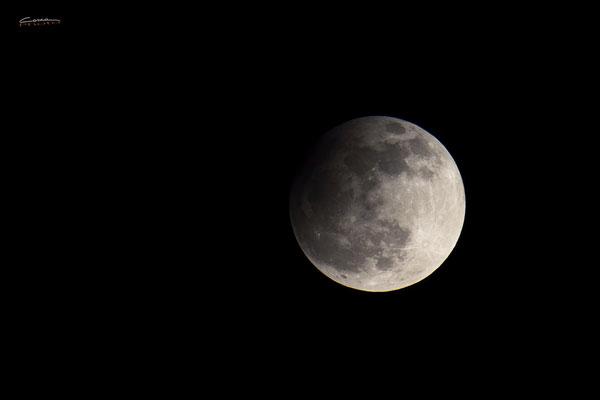 Eclissi di Luna 25-04-2013