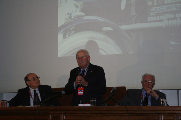 Alfredo Coppellotti, Mario Omati, Eros Crivellari.