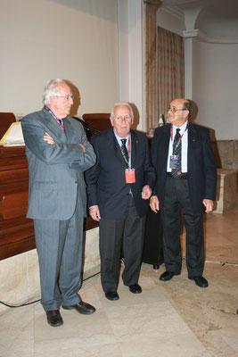 Eros Crivellari, Mario Omati, Alfredo Cappellotti