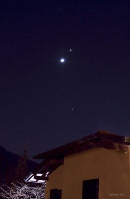 Luna-venere-Giove