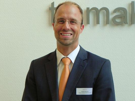 Robin Büschner, Stryker Trauma GmbH