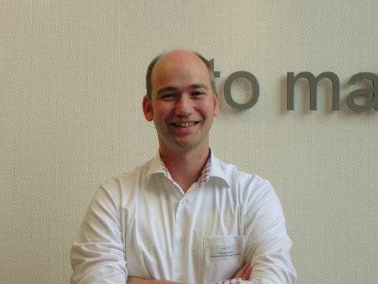 Thomas Frahm, Life Science Nord Management GmbH