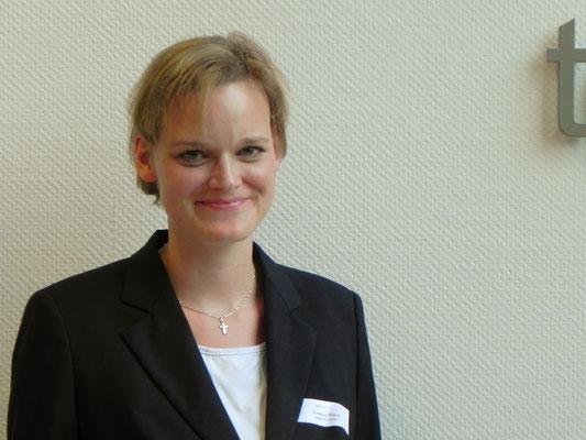 Christina Bober, soventec GmbH