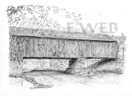 Holzbrücke Hennersdorf