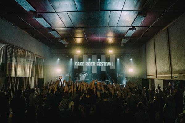 Cake Rock Festival 2019: Martin Audio MLAM + DD6
