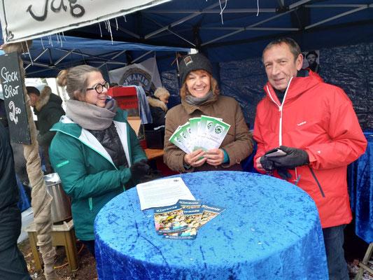 Die Christoph-Graupner-Schule informierte über ihre Projekte