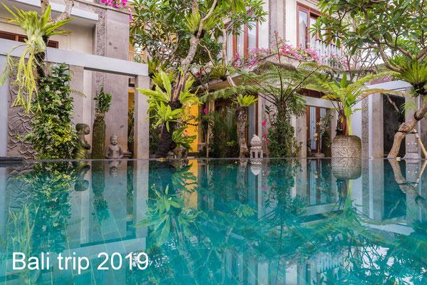 Bali trip 2019 - 17 up to 20 November 2019