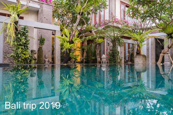 Bali trip 2019 - 17 up to 20 November 2019