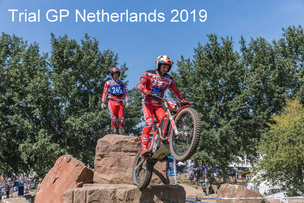 Trial GP Netherlands 2019 - 23 June 2019