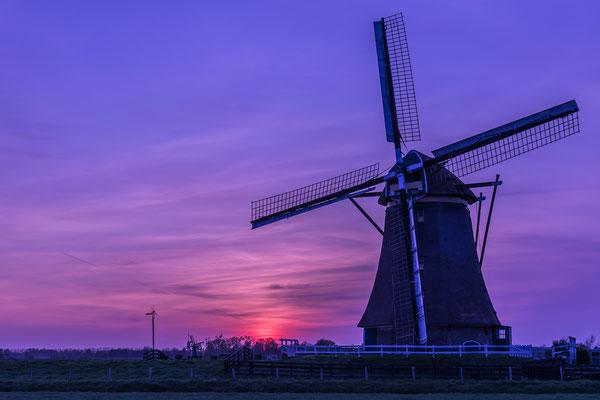 Sunset Aarlanderveen