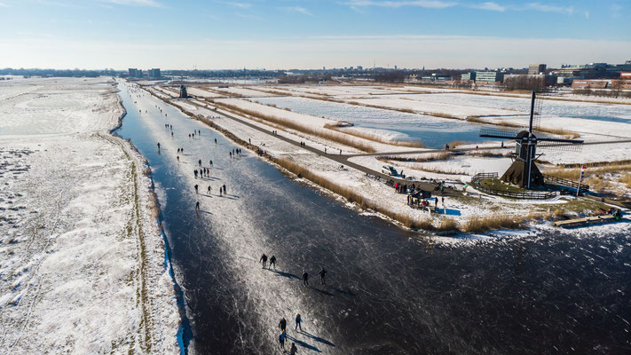 Doespolder - Skating - februari 2021