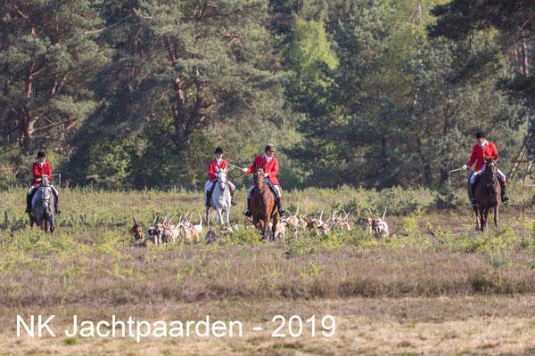 NK Jachtpaarden - Ede - 20 April 2019