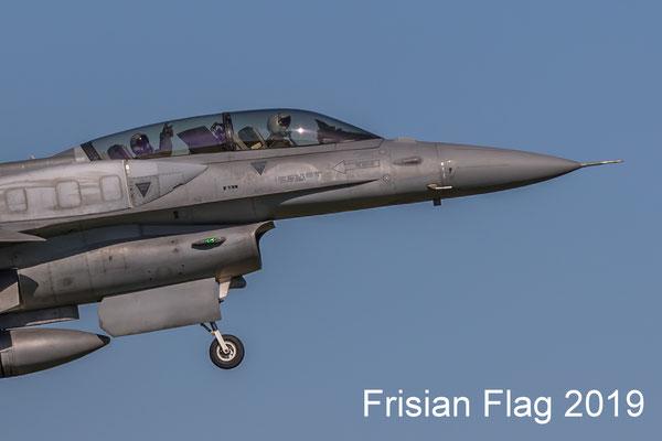 Frisian Flag 2019 - Leeuwarden Airbase - 1st of April 2019