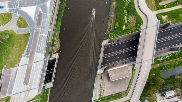 Aquaduct Alphen - mei