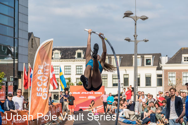 Urban Pole Vault Series - Alphen aan den Rijn - 31 May 2019