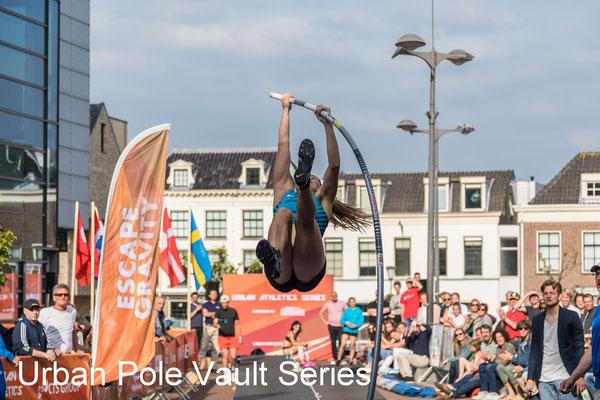 Urban Pole Vault Series - Alphen aan den Rijn - 31 May 2019