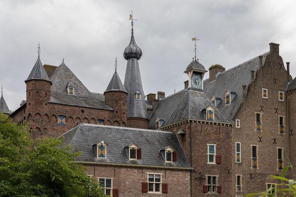 Kasteel Doorwerth - augustus