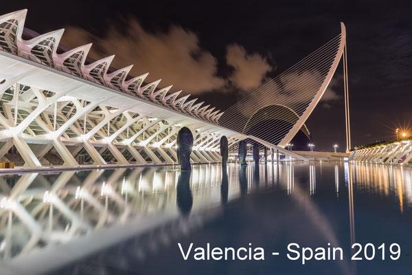 Valencia - Spain 10-14 October 2019