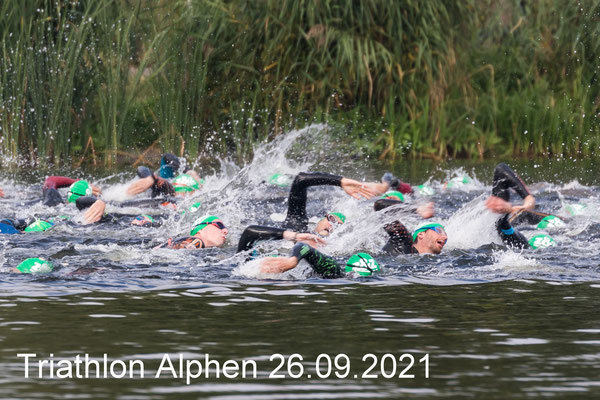 Triathlon Alphen Sunday 26 September 2021