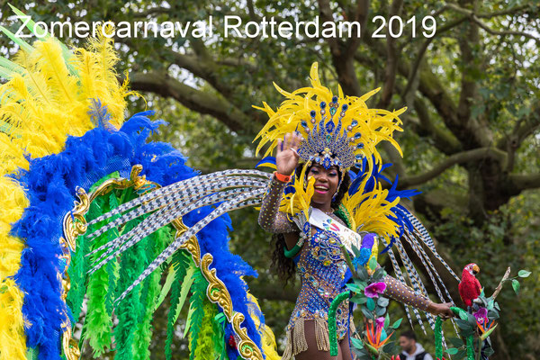 Zomercarnaval 2019 - 27 July 2019