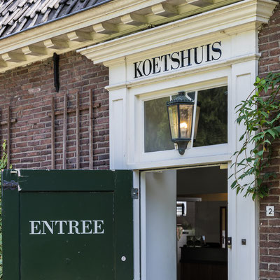 Slot Zuylen koetshuis - augustus