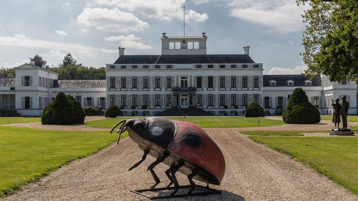 Paleis Soestdijk - augustus
