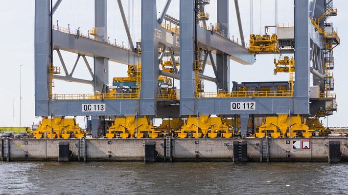 Amaliahaven Maasvlakte 2 Rotterdam