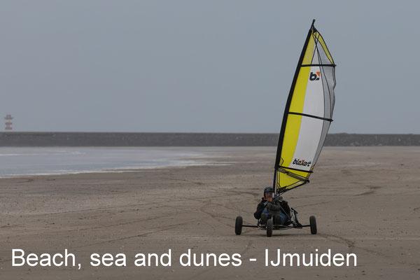 Strand, zee en duinen - 09 March 2019