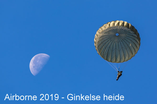 Airborne 2019 - Operation Market Garden - 75th memorial - 21 Sep 2019