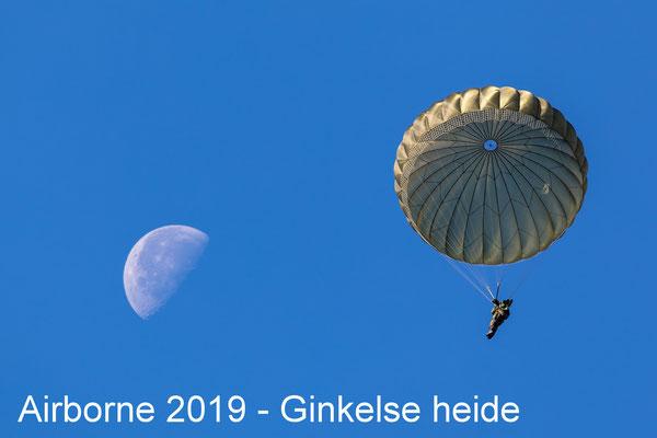 Airborne 2019 - Operation Market Garden - 75th memorial - 21 Sep 2019