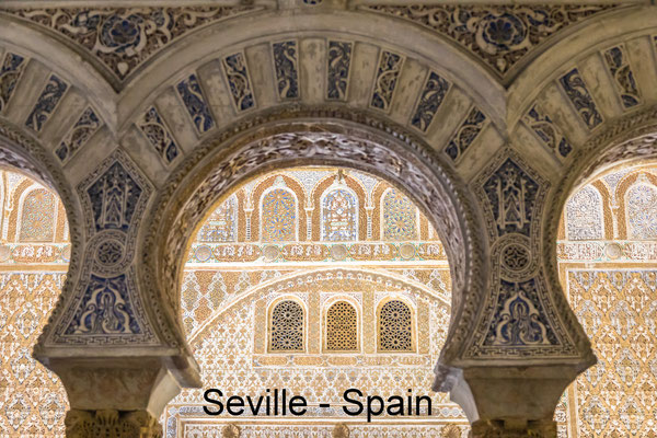 Seville - Spain - 08 up to 10 April 2019