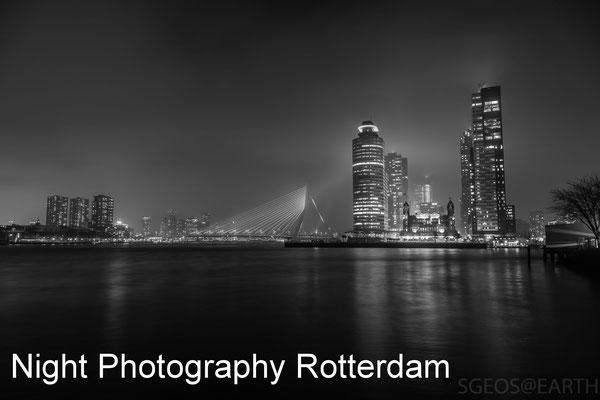 Avondfotografie Rotterdam - 27 Nov 2018