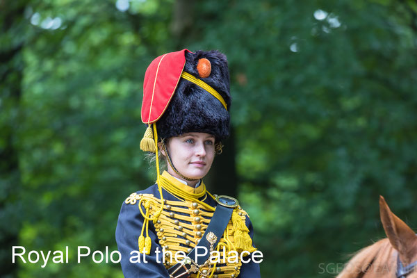 Royal Polo at the Palace - Paleis 't Loo - 25 August 2018