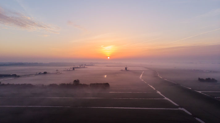 Aarlanderveen sunrise