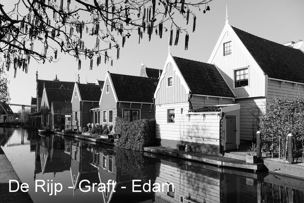 De Rijp, Graft, Edam - 23 Feb 2019