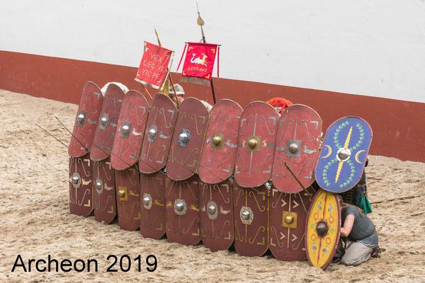 Archeon - Romeinse tijden - 03 Aug 2019