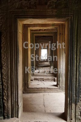 Im Labyrinth der Khmer-Architektur