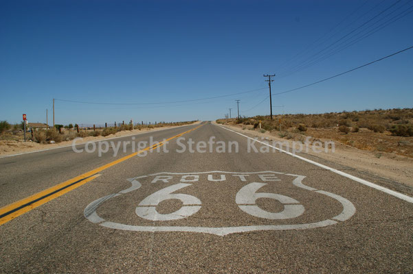 Get your kicks on the Route 66
