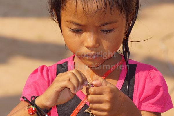 Die blutige Vergangenheit Kambodschas stimmt nachdenklich