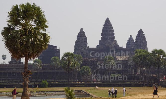 Angkor Wat: Das Aushängeschild in Siem Reap