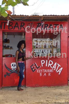 Die Bar El Pirata: Hier ist Name Programm