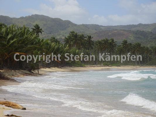 Gehört zu den Top Ten der Karibik-Strände: Die Playa El Rincon