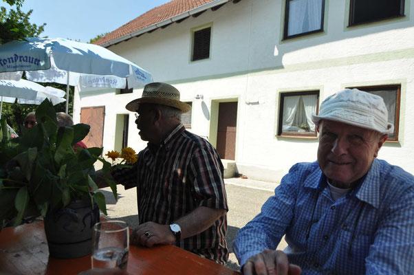 ...der Rudi und der Alois..