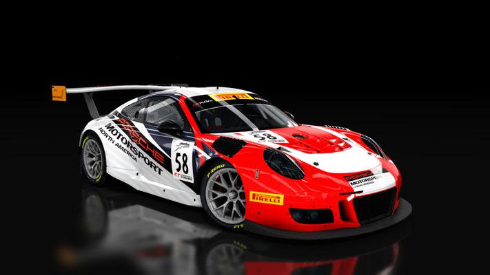 Wright Motorsport #58 IGTC