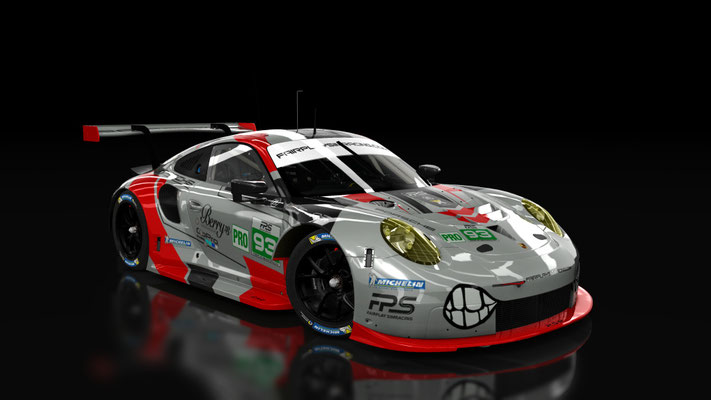 Fairplaysimracing.com Porsche 911 RSR 2017